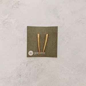 Gorjana Gold Miimalist Earrings